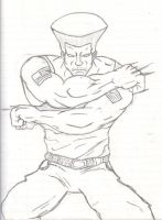 Guile 2 by SyxxFactor