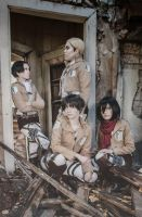 SNK - Chain of Command by Bitenshi