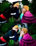 FROZEN - Copycat by MidsummerFantasies09