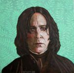 The Half-Blood Prince by Vulkanette