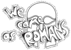 We Came As Romans - Lineart by alallin