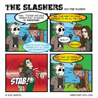 The Slashers 23 by crashdummie