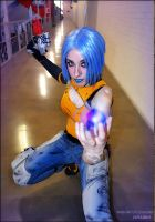 Maya - Borderlands 2 by onlycyn
