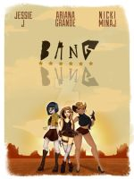 Bang Bang Poster By Nancy Meneses by NaensiMinako
