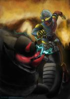 Android Kikaider by h4125
