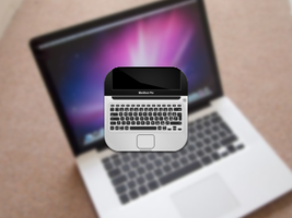 Macbook Pro Icon by kEEwlajz