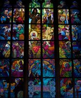 Mucha's Window by RivkaZ