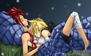 FF: Good night by RoXas-1988