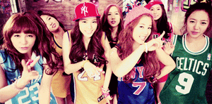 Apink Mymy GIF by PoohTham2905