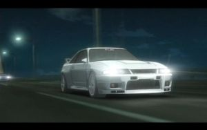 the R33 from wangan midnight by reika7