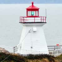 Cape Enrage Lighthouse by Brian-B-Photography