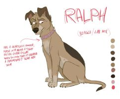 Ralph - Summer Fangs Char. by Graystripe64