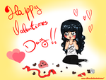 Happy Valentines!!!!!!! by Vane-Liina
