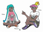 Inklings Idea and Coleo by Kleeschweif