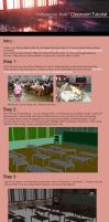 Abandoned Classroom Tutorial by MuhammadRiza
