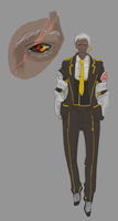 Male GLaDOS by redelice
