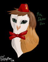 11th Doctor Hoo by Aryncoryn
