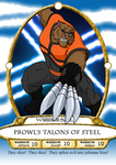 Prowl Spell Card by BennytheBeast