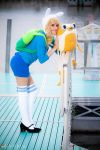 AT:  Fionna and Cake forever by Larina-Satome