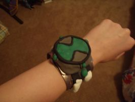 Ben 10 Omnitrix by Endeavor4ever