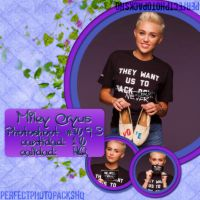 Photopack 1895: Miley Cyrus by PerfectPhotopacksHQ