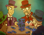 Top Hats and Jenga - Commish 1/2 by SP85