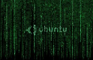 Matrix Ubuntu by CrniOrao