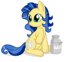 Milky Way OC (safe) by negasun