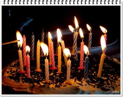 Dancing Candles by Sedma