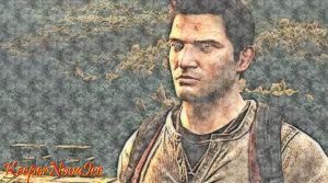 Nathan Drake in Golden Abyss - Soft Pencil by KeeperNovaIce