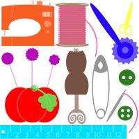 PS Brushes - Sewing Notions by Zuaj