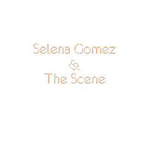 Selena Gomez and The Scene PNG by Livvyx