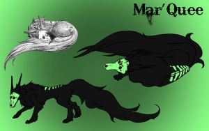 Mar'Quee Varg by Sephiroth-Strife
