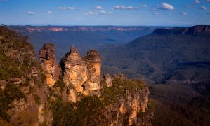 Blue Mountains 1 by C-h-r-i-s-P