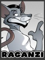 Badge for Raganzi by zillabean