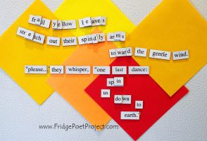 The Daily Magnet #230 by FridgePoetProject