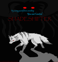 Shadeshifter Fancover by MoonstalkerWerewolf
