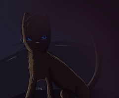 :Half Hour challenge: Doodle 1 by IronMeow