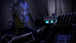 Liara T'Soni 20 by johntesh