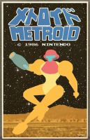 Metroid 1986 by Hartter
