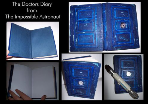 The Doctor's Diary by supersmeg123