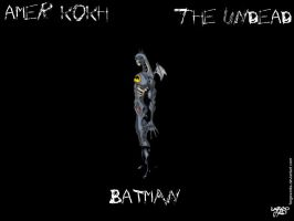 Dead Batman WP by forgeworks