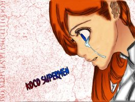 Orihime Inoue crying by koco1111