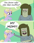 MY LITTLE MOM by AxemGR