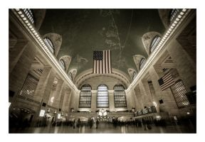 Grand Central Station by GVA