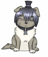 Ciel Pup by That-CrazyCat