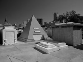 St. Louis Cemetery #1 3rd, New Orleans by vanfoto