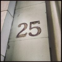 25 on the Wall by wiebkefesch