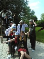 Soul Eater playground by MerwillaCosplay