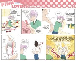 Pink Lovers 13 -S2- VxB doujin by nenee